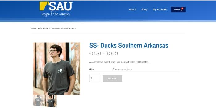 ss - southern duck screenshot