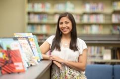 Education Student Spotlight Evelyn