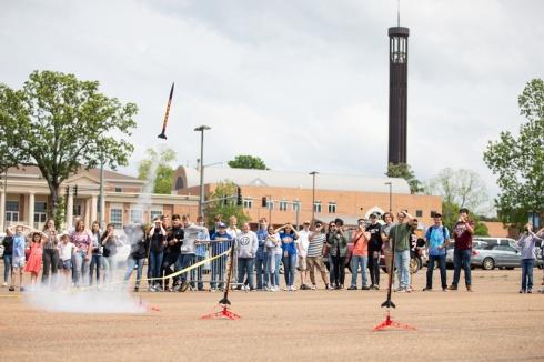 Engineering Rocket Launch