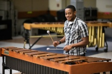 Music Ed Student Spotlight Dondrail