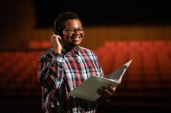 Theatre Student Spotlight Ta'Ru